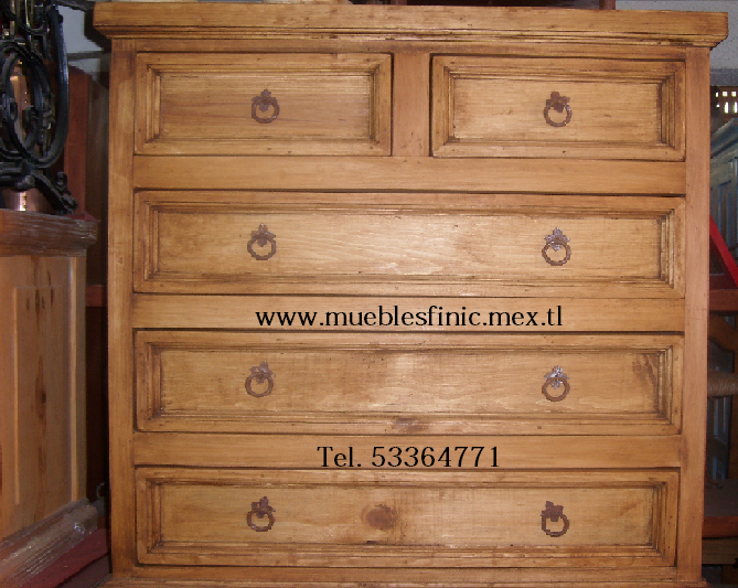 Muebles rusticos rustic furniture muebles finic - La comoda muebles ...
