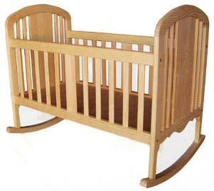 Infantiles y juveniles cunas literas muebles finic - Hacer cuna de madera ...